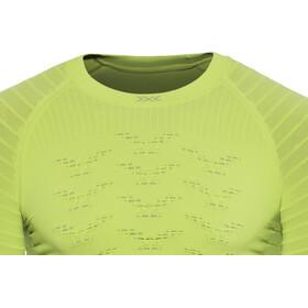 X-Bionic Effektor G2 T-shirt de running Homme, effektor green/arctic white